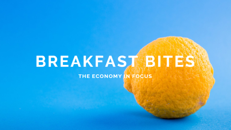 Breakfast Bites The Economy in Focus