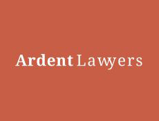 Logo ardent lawyers